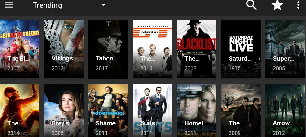 Titanium TV for Android