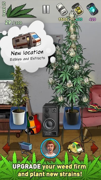 Weed Firm 2 graphics