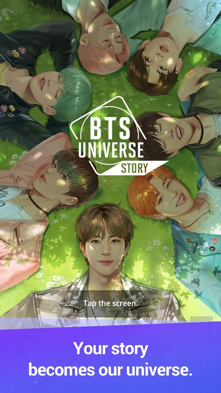 BTS Universe Story gameplay