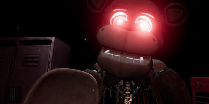 Five Nights at Freddys HW APK cover 720x360