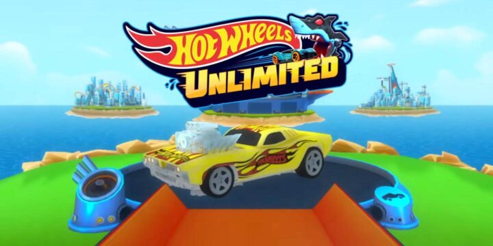 Hot Wheels Unlimited MOD APK cover 720x360
