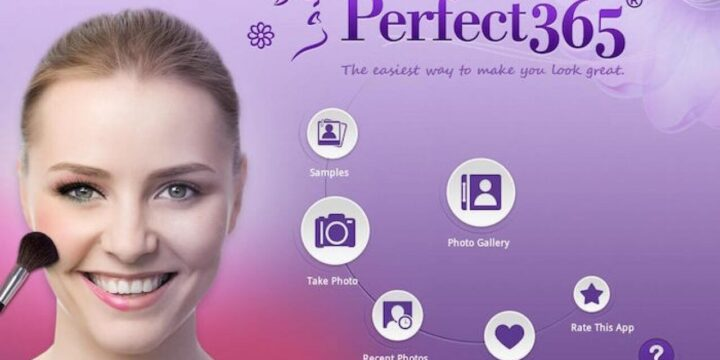 Perfect365 MOD APK cover 720x360