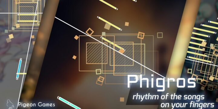 Phigros for android 720x360