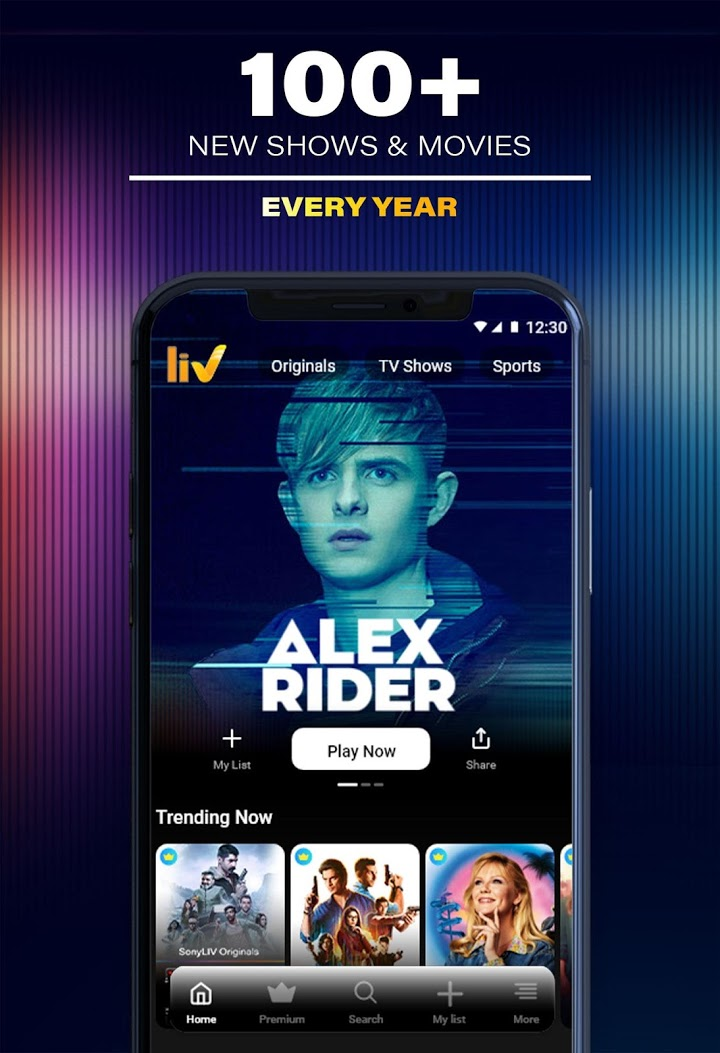SonyLIV for android