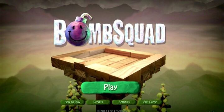 BombSquad MOD APK cover 720x360