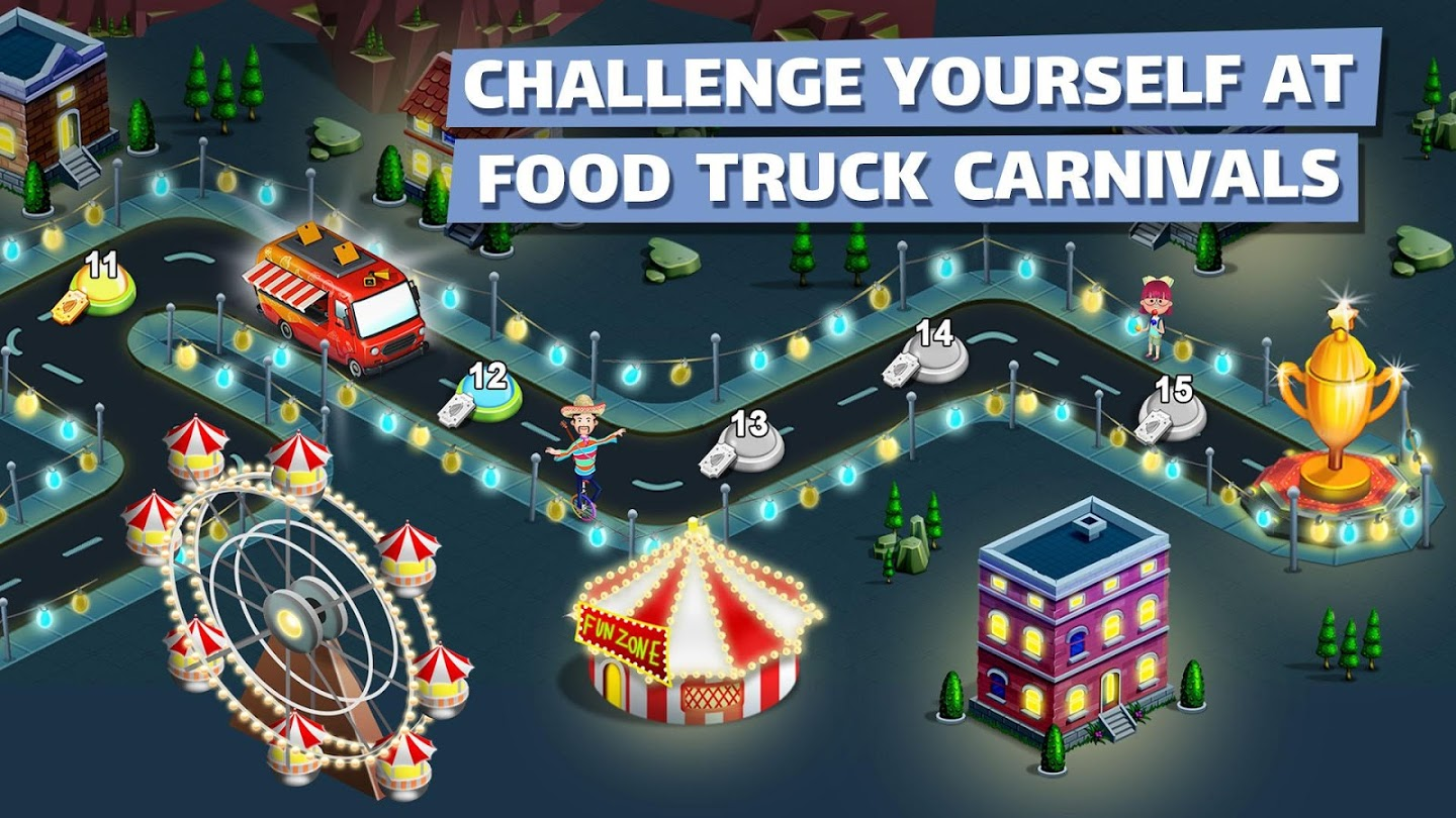 Food Truck Chef for android