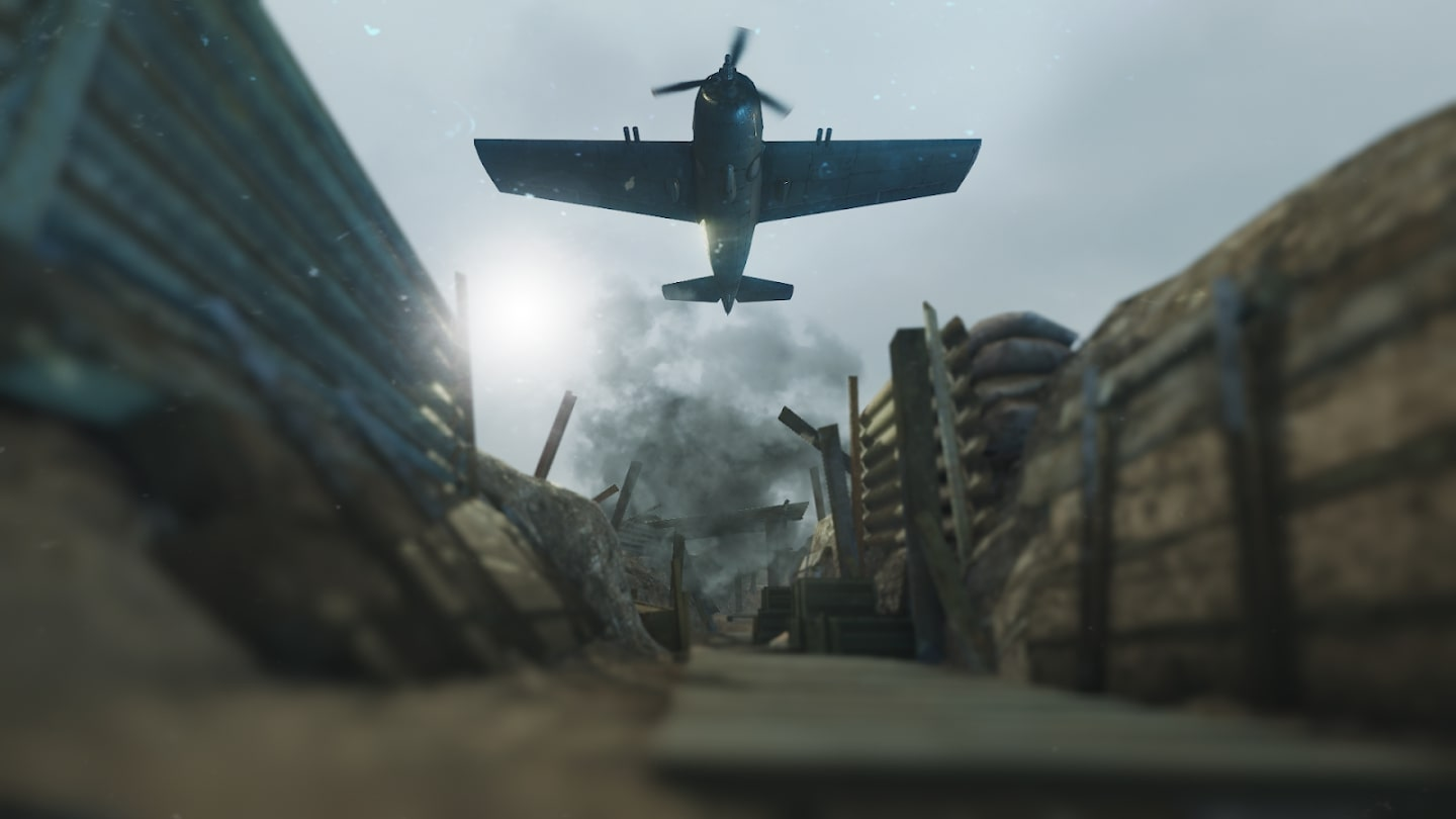 Ghosts of War WW2 Shooting games screenshot