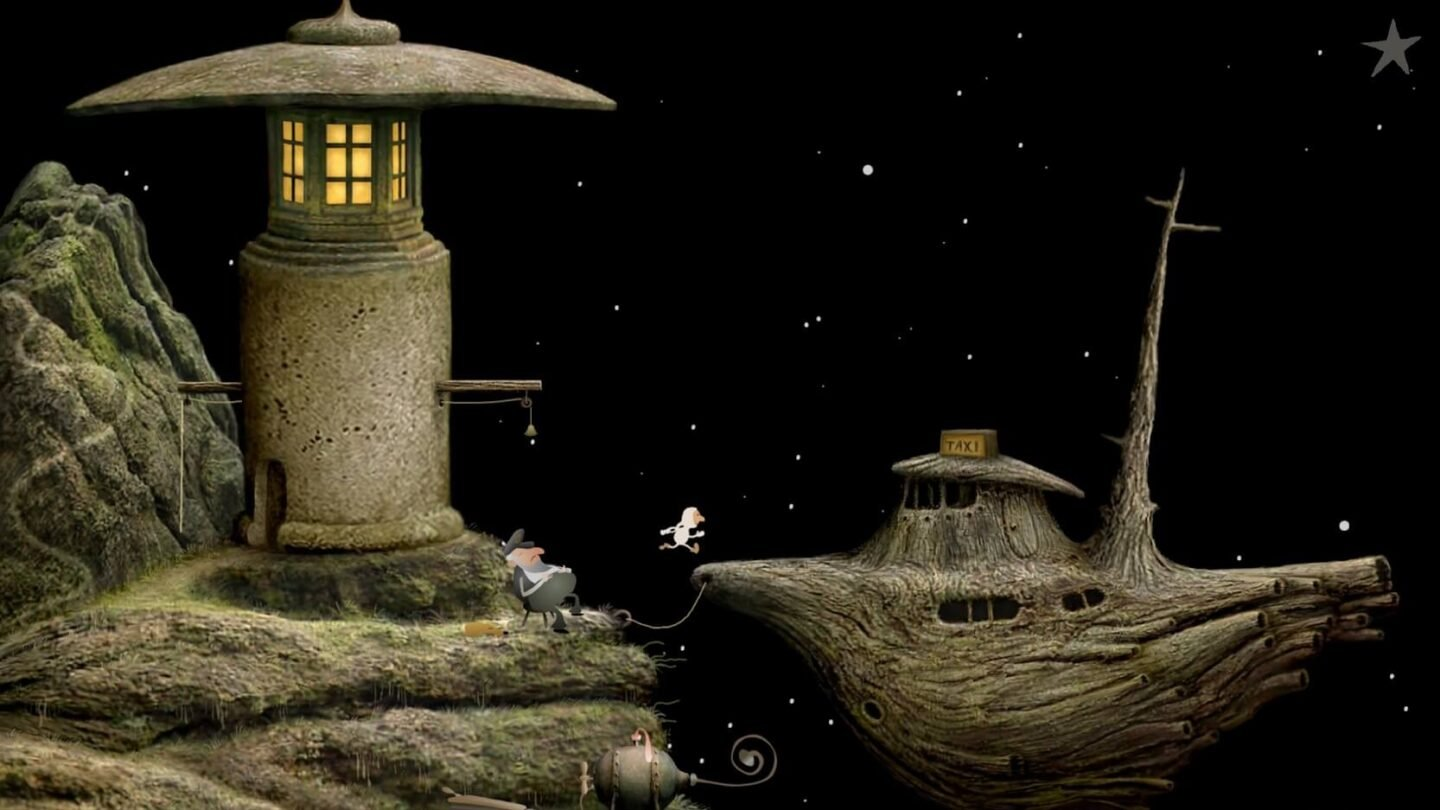 Samorost 2 for Android 1440x810