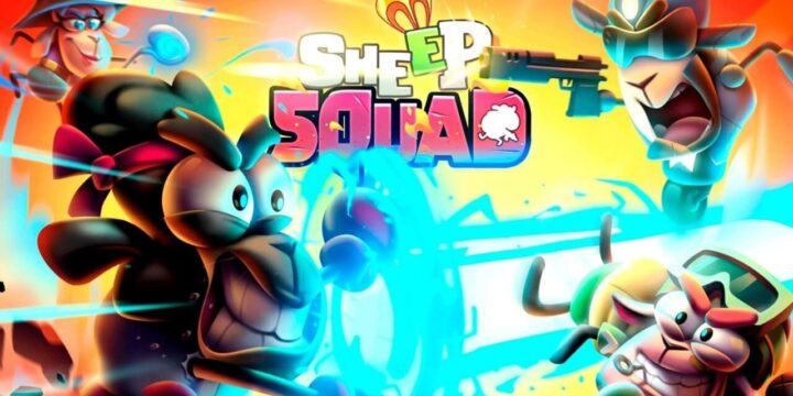 Sheep Squad APK cover 720x360