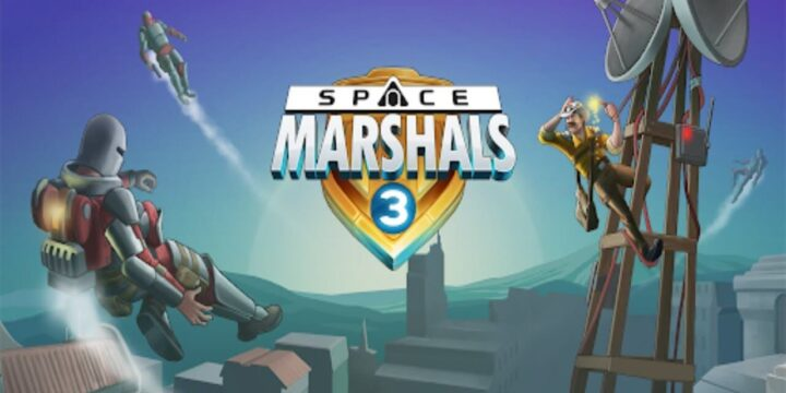 Space Marshals 3 APK cover 720x360