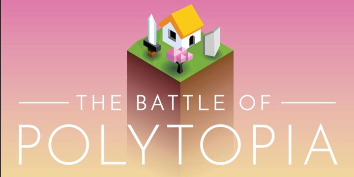 Battle of Polytopia MOD APK cover 720x360