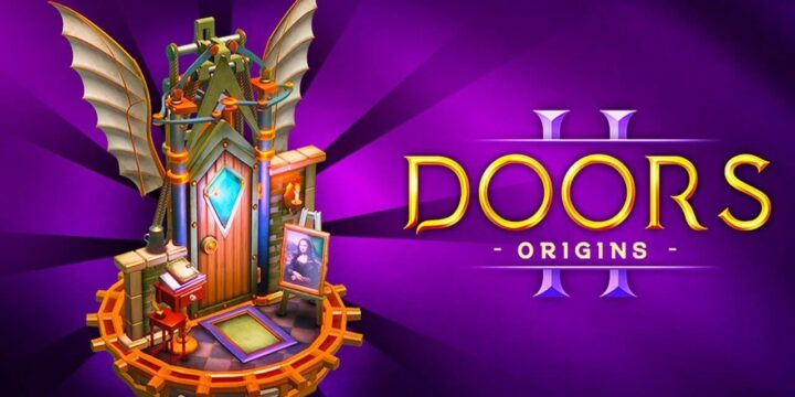 Doors Origins APK cover 720x360