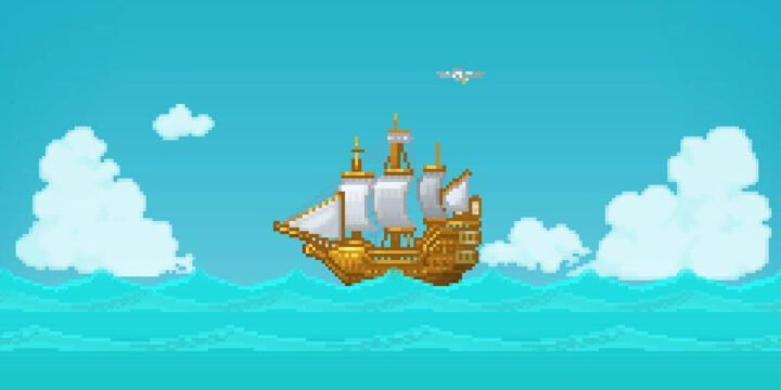 High Sea Saga MOD APK cover 720x360