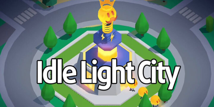 Idle Light City cover 720x360
