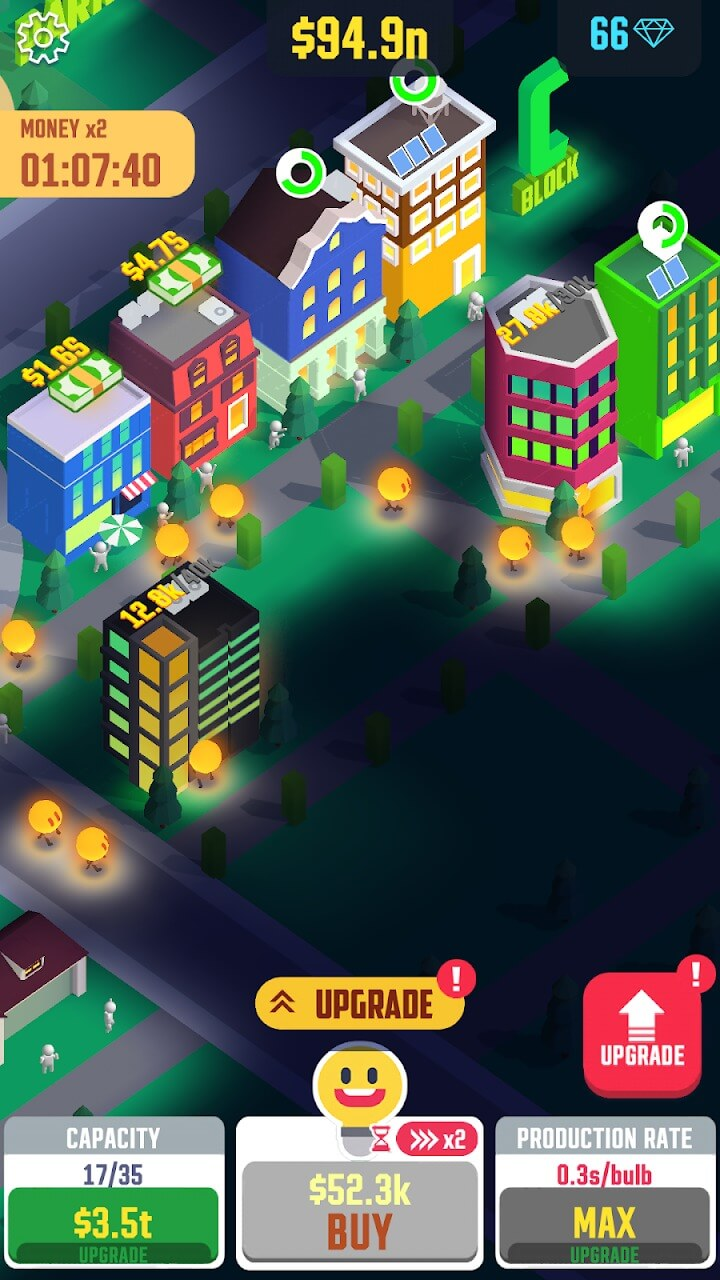 Idle Light City hinh anh