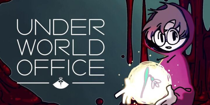 Underworld Office MOD APK cover 720x360