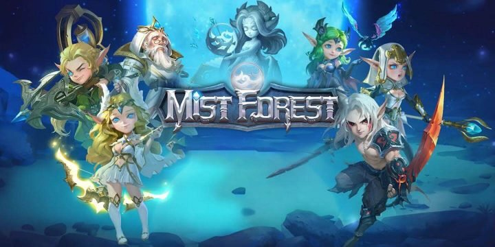 Mist Forest cover