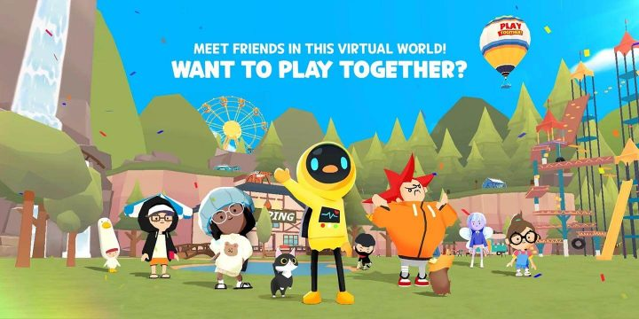 Play Together APK cover 720x360