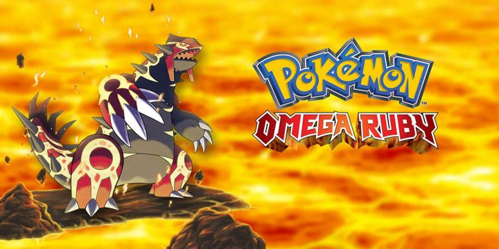 Pokemon Omega Ruby 3DS ROM by APKMODY