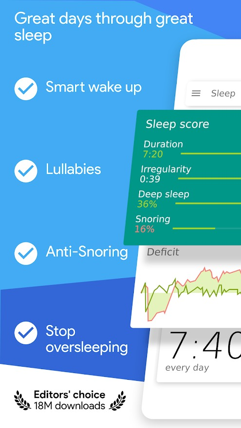 Sleep as Android MOD APK download