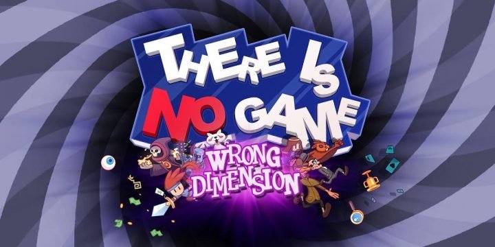 There Is No Game Wrong Dimension APK cover 720x360