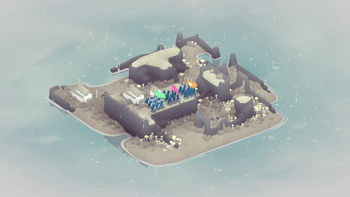 Bad North Jotunn Edition screenshot