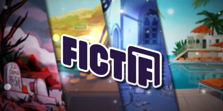 Fictif Choose Your Own Story MOD APK cover 720x360