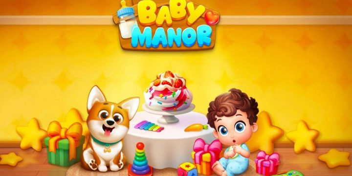 Baby Manor MOD APK cover