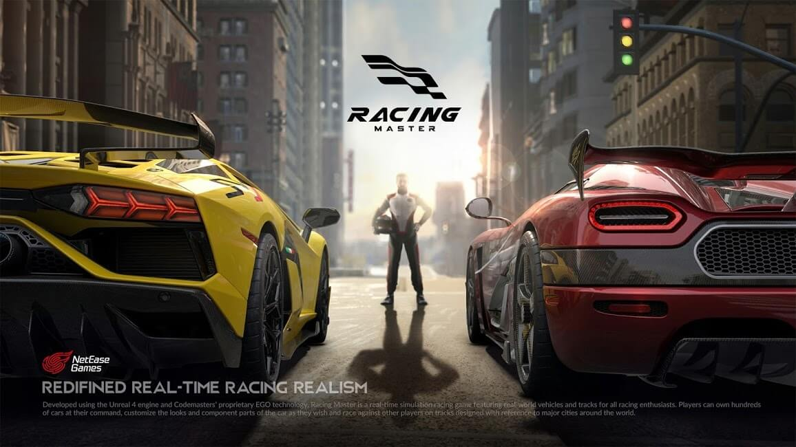 Racing Master APK download
