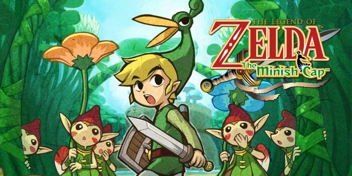 The Legend of Zelda The Minish Cap GBA ROM