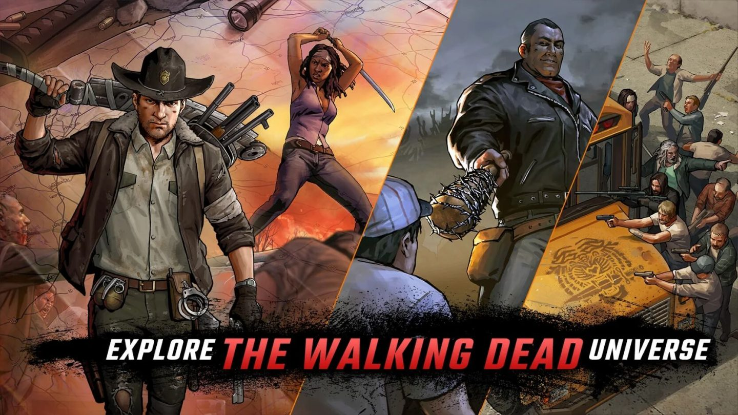 Gameplay Walking Dead Road to Survival 1440x810