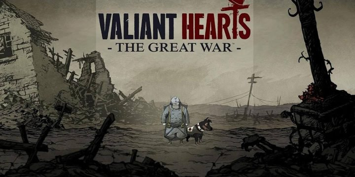 Valiant Hearts The Great War MOD APK cover 720x360
