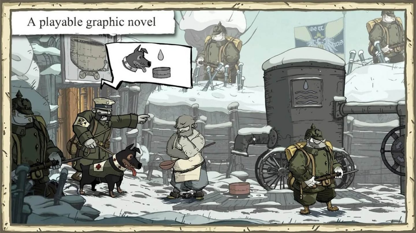 Valiant Hearts The Great War MOD APK for Android 1440x809