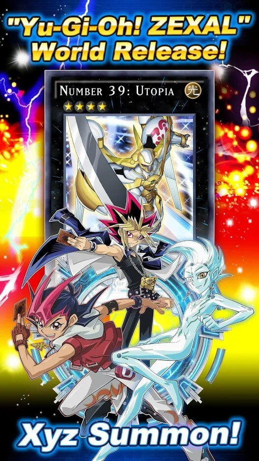 Yu Gi Oh Duel Links MOD APK download