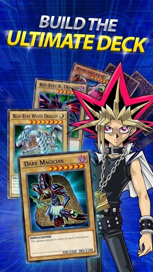 Yu Gi Oh Duel Links for Android