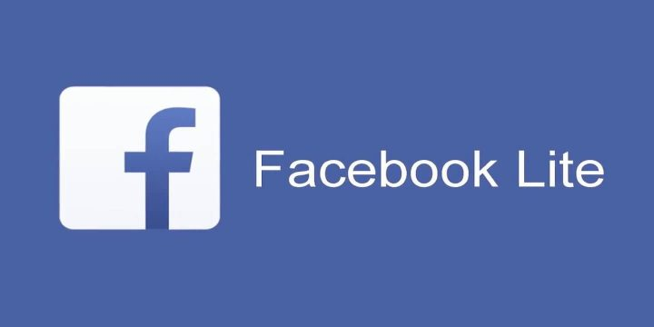 Facebook Lite APK cover 720x360