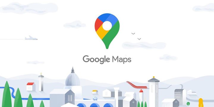 Google Maps APK cover 720x360