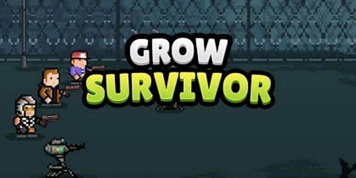 Grow Survivor MOD APK cover 720x360