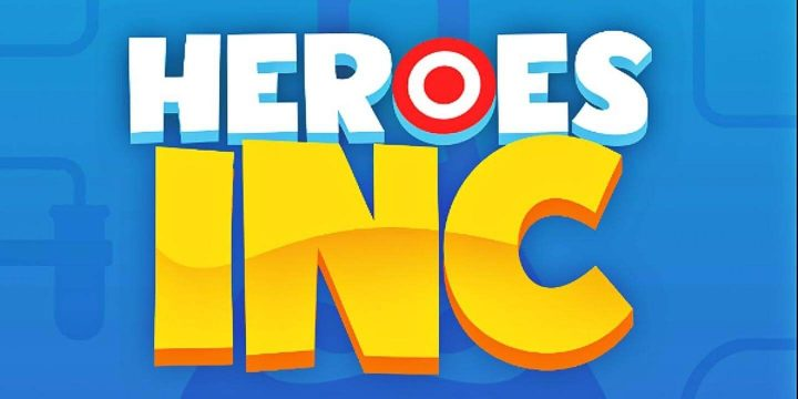 Heroes Inc MOD APK cover