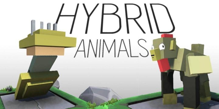 Hybrid Animals MOD APK cover