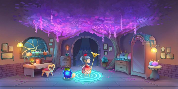 Light a Way Tap Tap Fairytale MOD APK cover 720x360