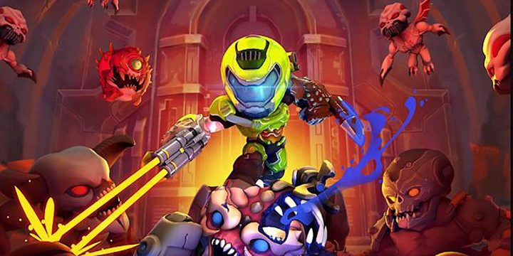 Mighty DOOM APK cover 720x360