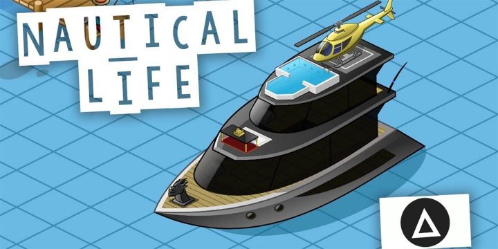Nautical Life MOD APK cover 720x360