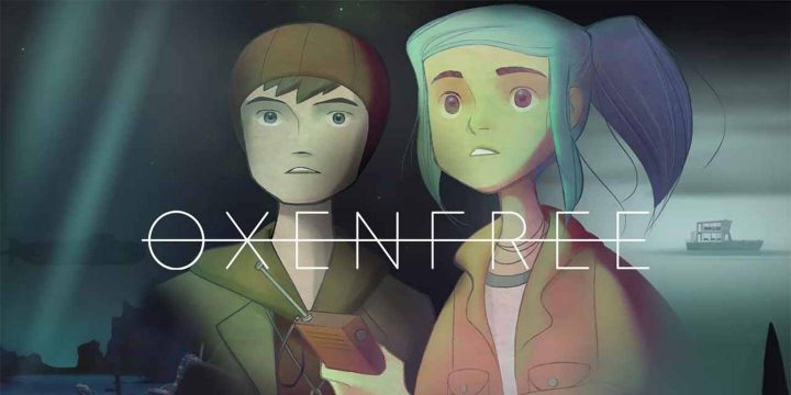 OXENFREE APK cover 720x360