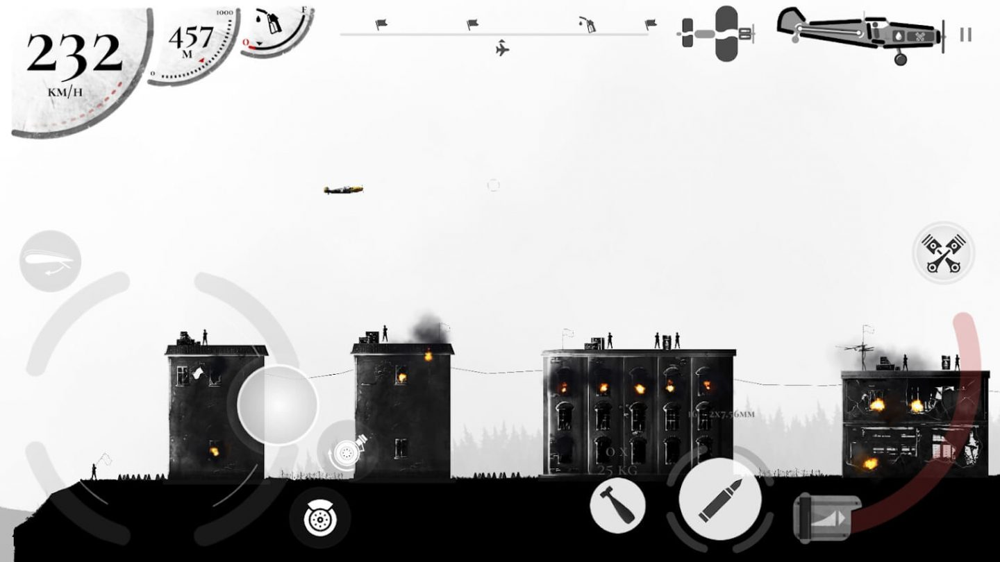 Warplane Inc MOD APK download 1440x810