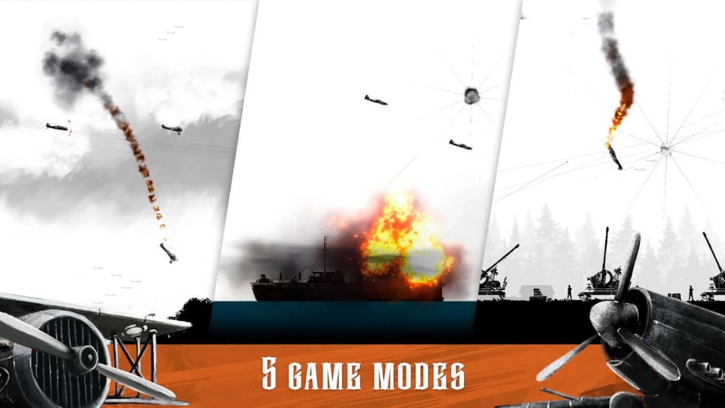 Warplane Inc for Android 1440x810