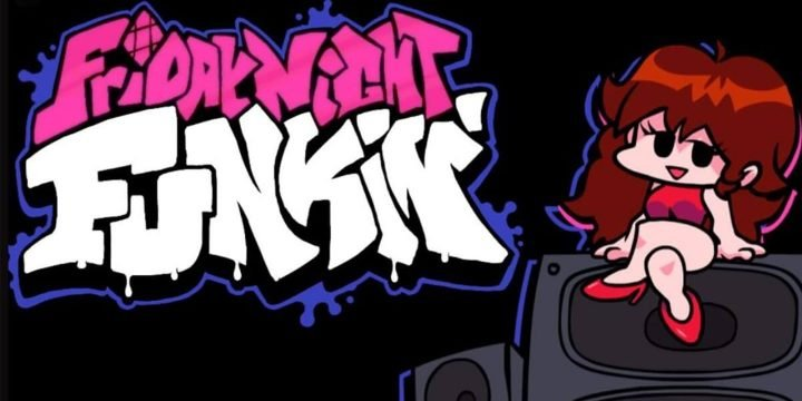 Friday Night Funkin APK cover 720x360