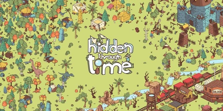 Hidden Through Time APK cover 720x360