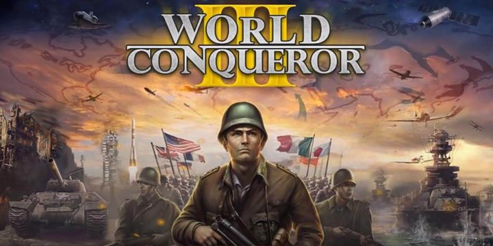 World Conqueror 3 MOD APK cover 720x360