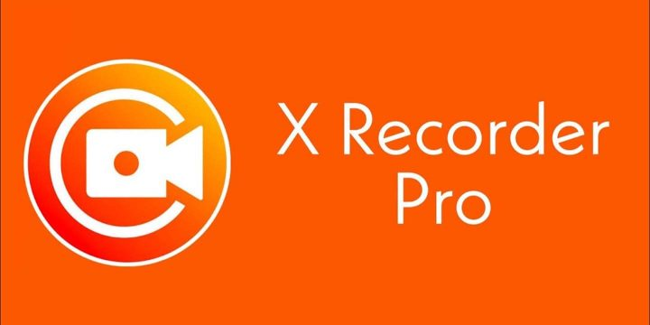 XRecorder MOD APK cover 720x360